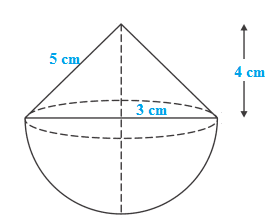 Surface and Volume of a Toy
