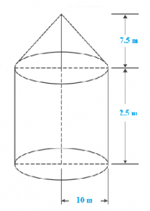 Surface Area and Volume Application