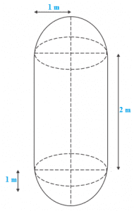 Surface Area and Volume Examples