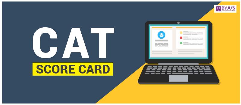 CAT Score Card
