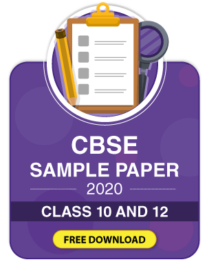 Latest CBSE Sample Paper 2020 with Marking Scheme
