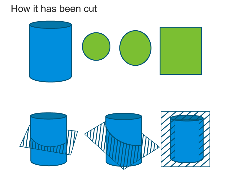 Cross Section of Cylinder