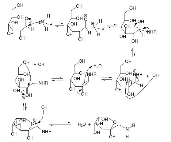 Maillard Reaction Mechanism