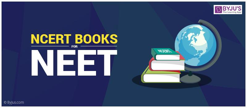 NCERT Books For NEET