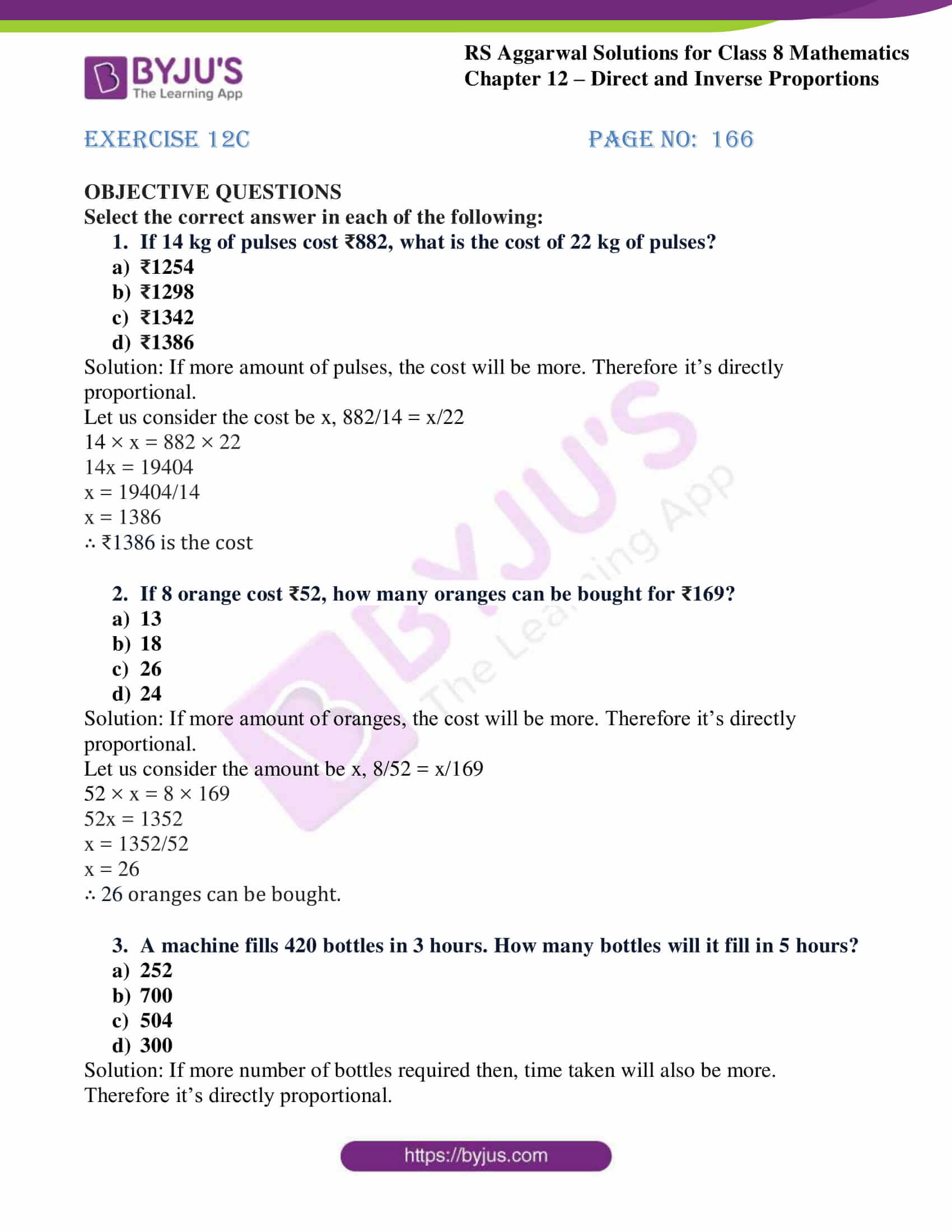rs aggarwal solutions class 8 maths chapter 12c