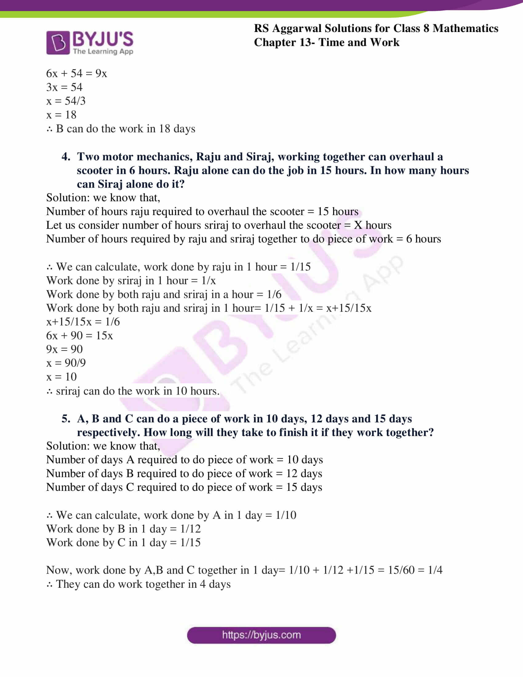 rs aggarwal solutions class 8 maths chapter 13a