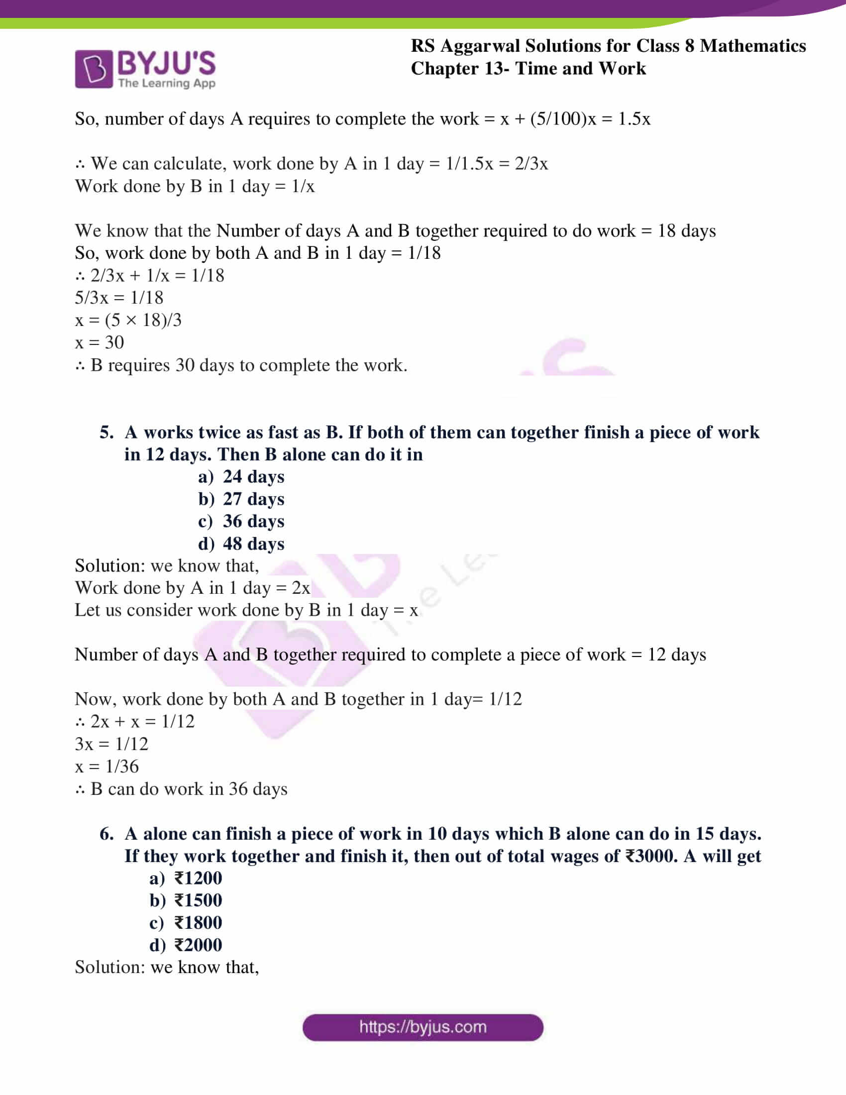 rs aggarwal solutions class 8 maths chapter 13b