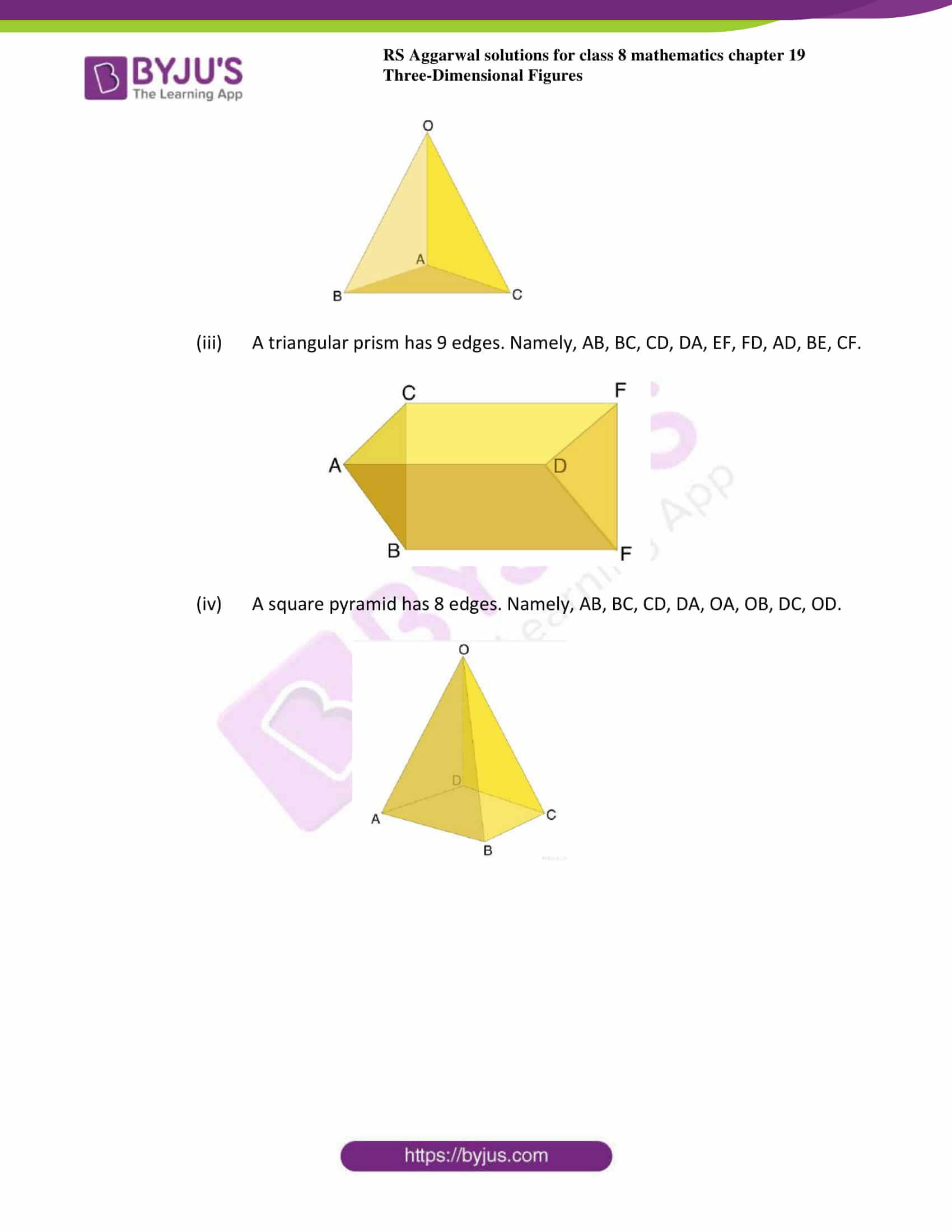 rs aggarwal solutions class 8 maths chapter 19b