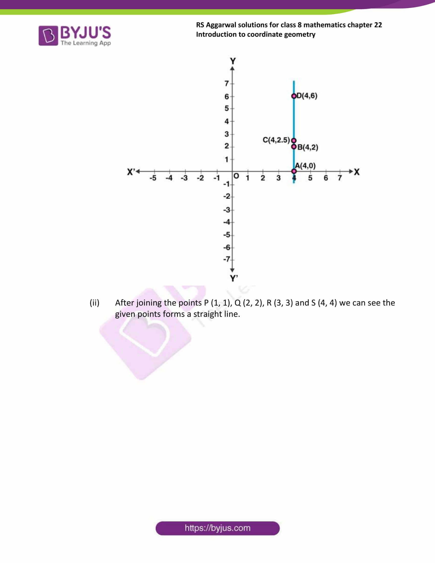 rs aggarwal solutions class 8 maths chapter 22a