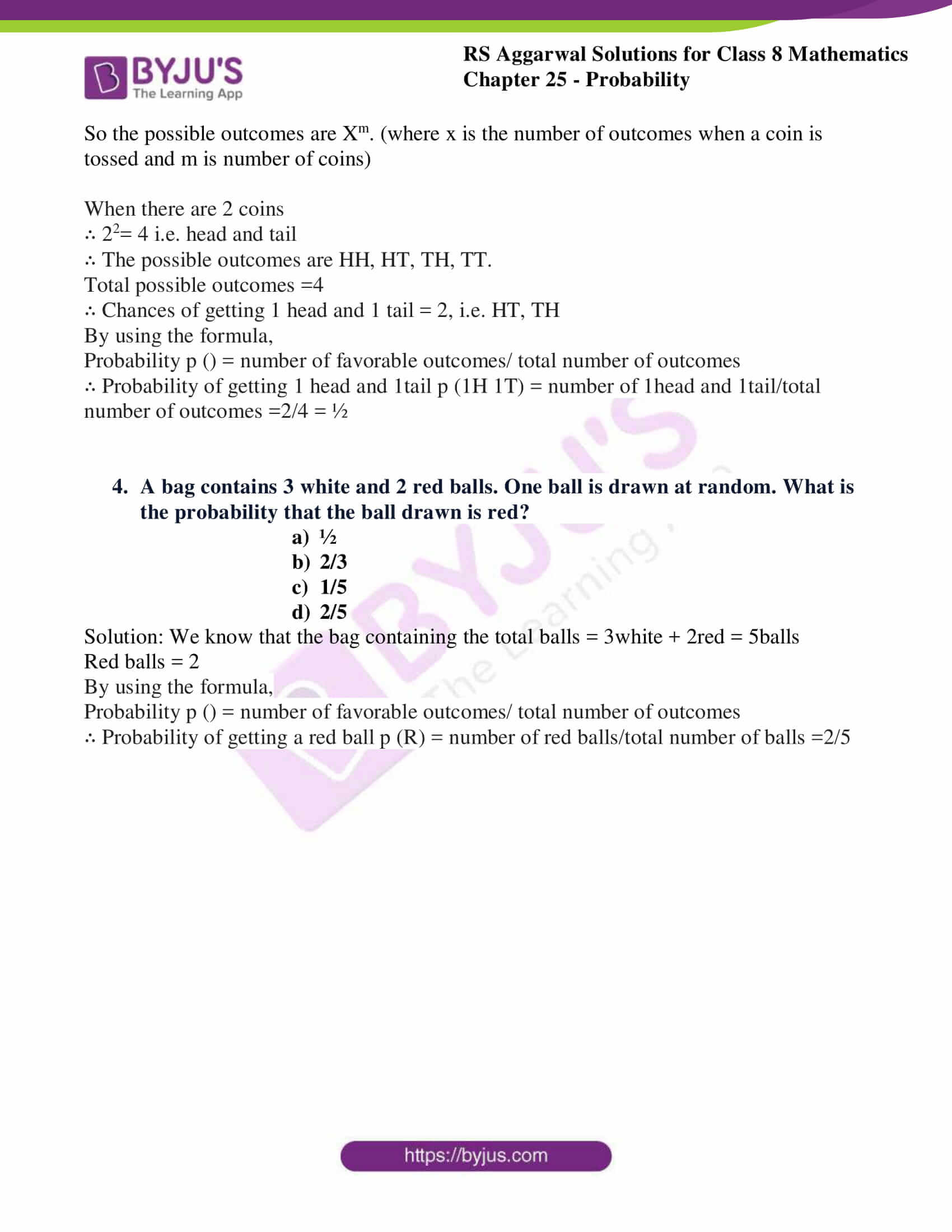 rs aggarwal solutions class 8 maths chapter 25b