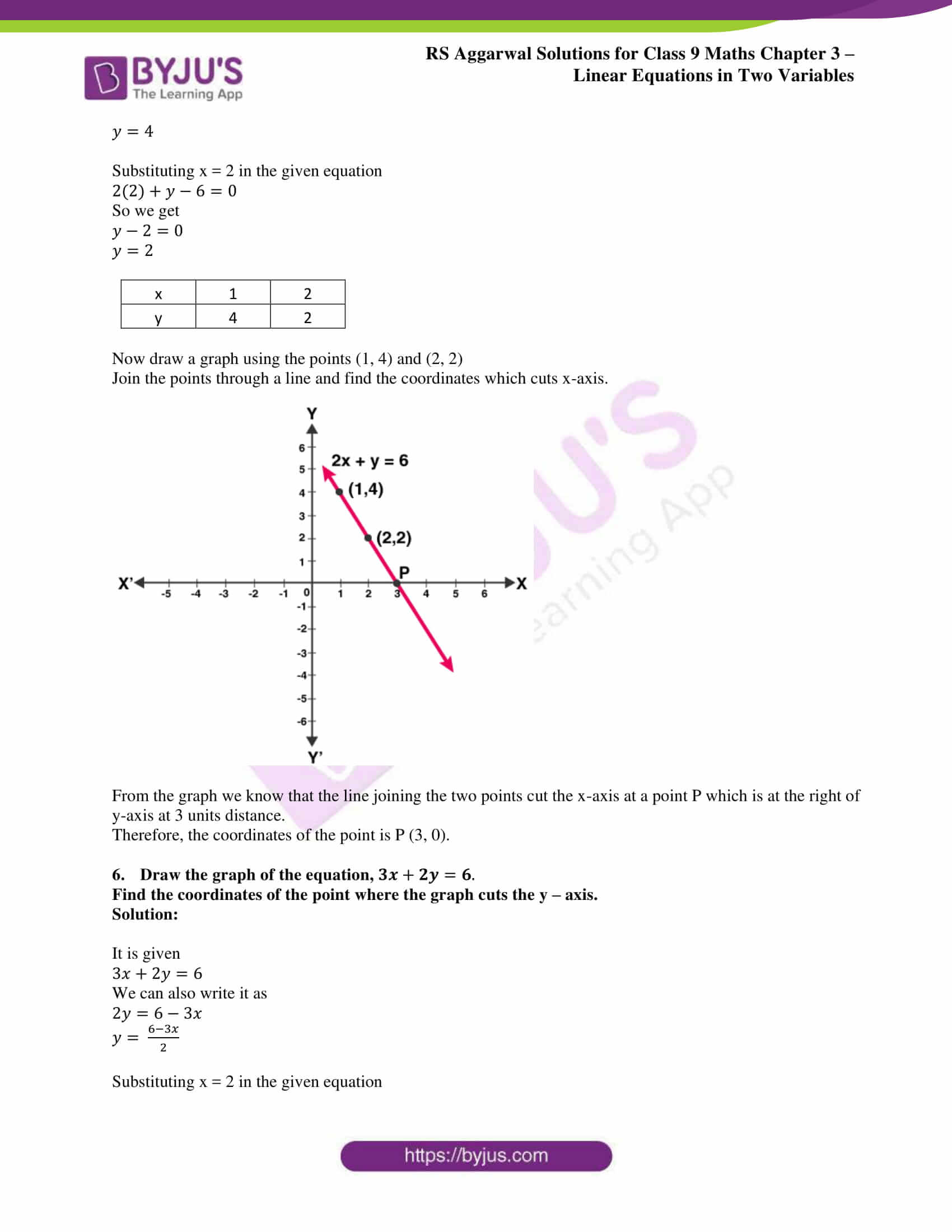 RS Aggarwal Sol class 9 Maths Chapter 4