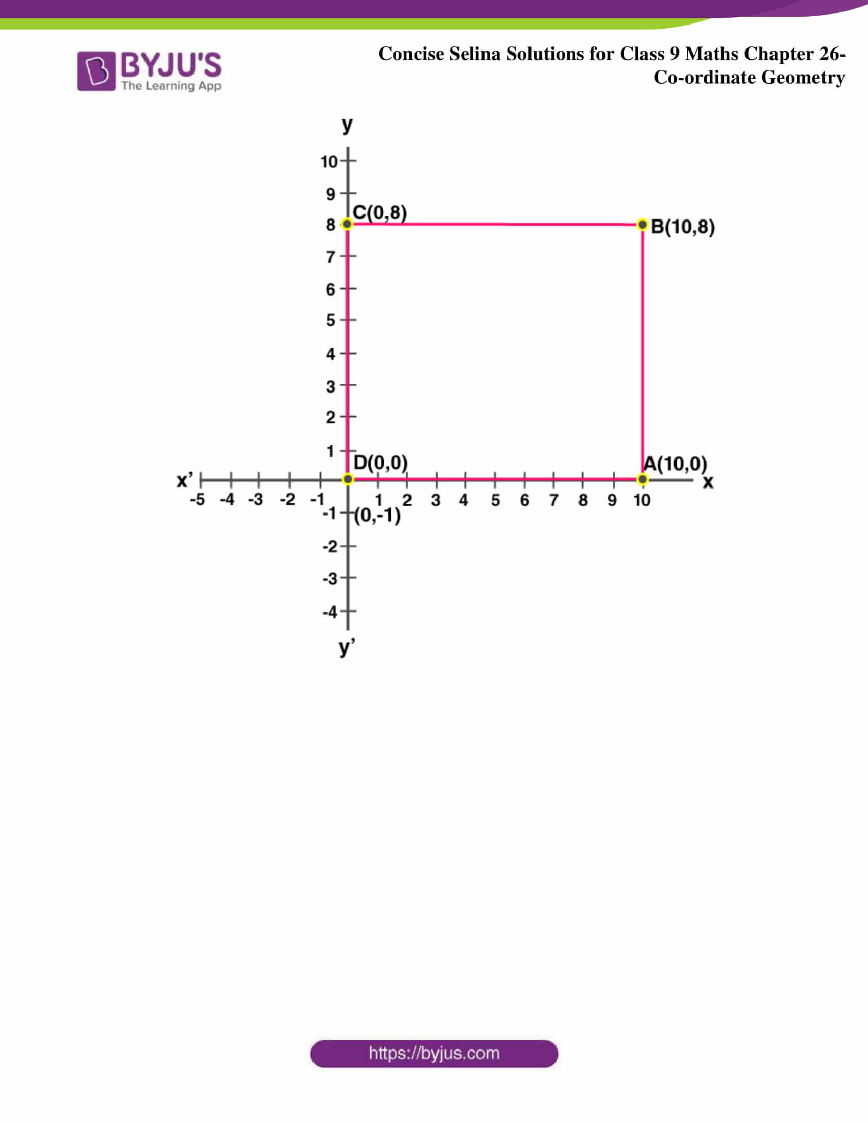 Selina Solutions for Class 9 Maths Chapter 26 part 15