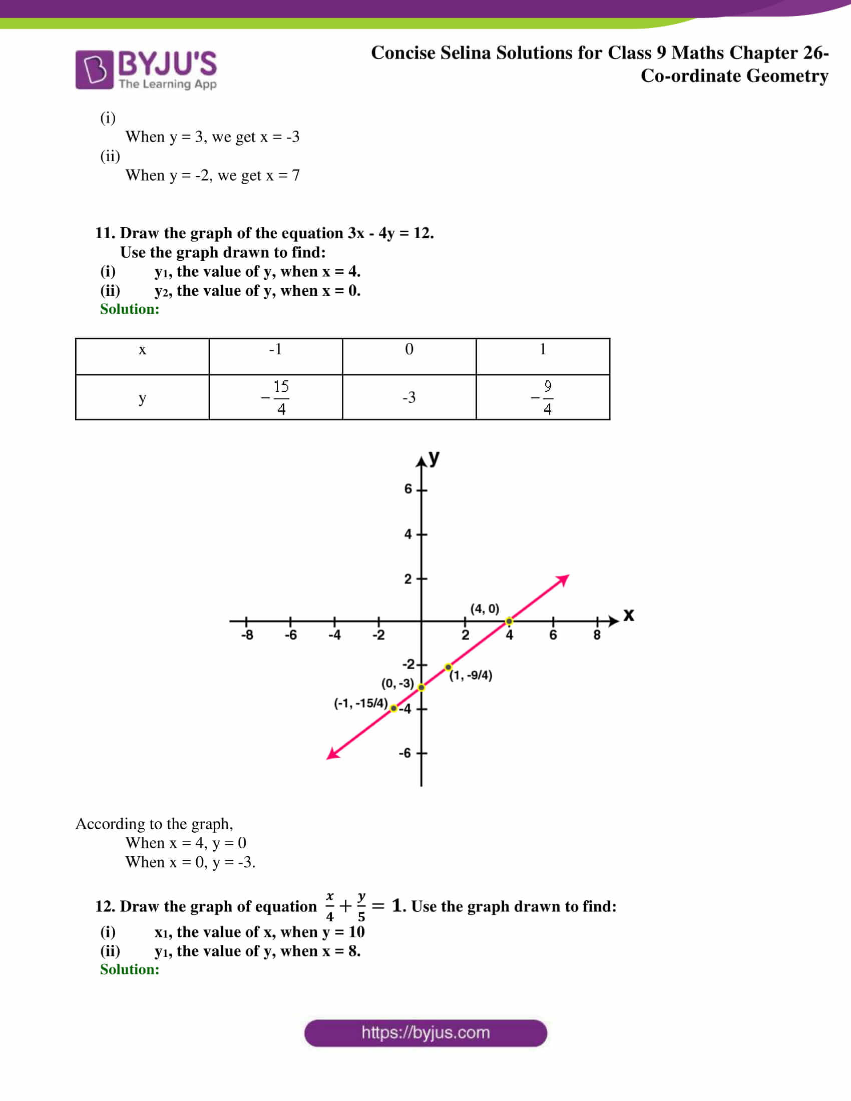 Selina Solutions for Class 9 Maths Chapter 26 part 42