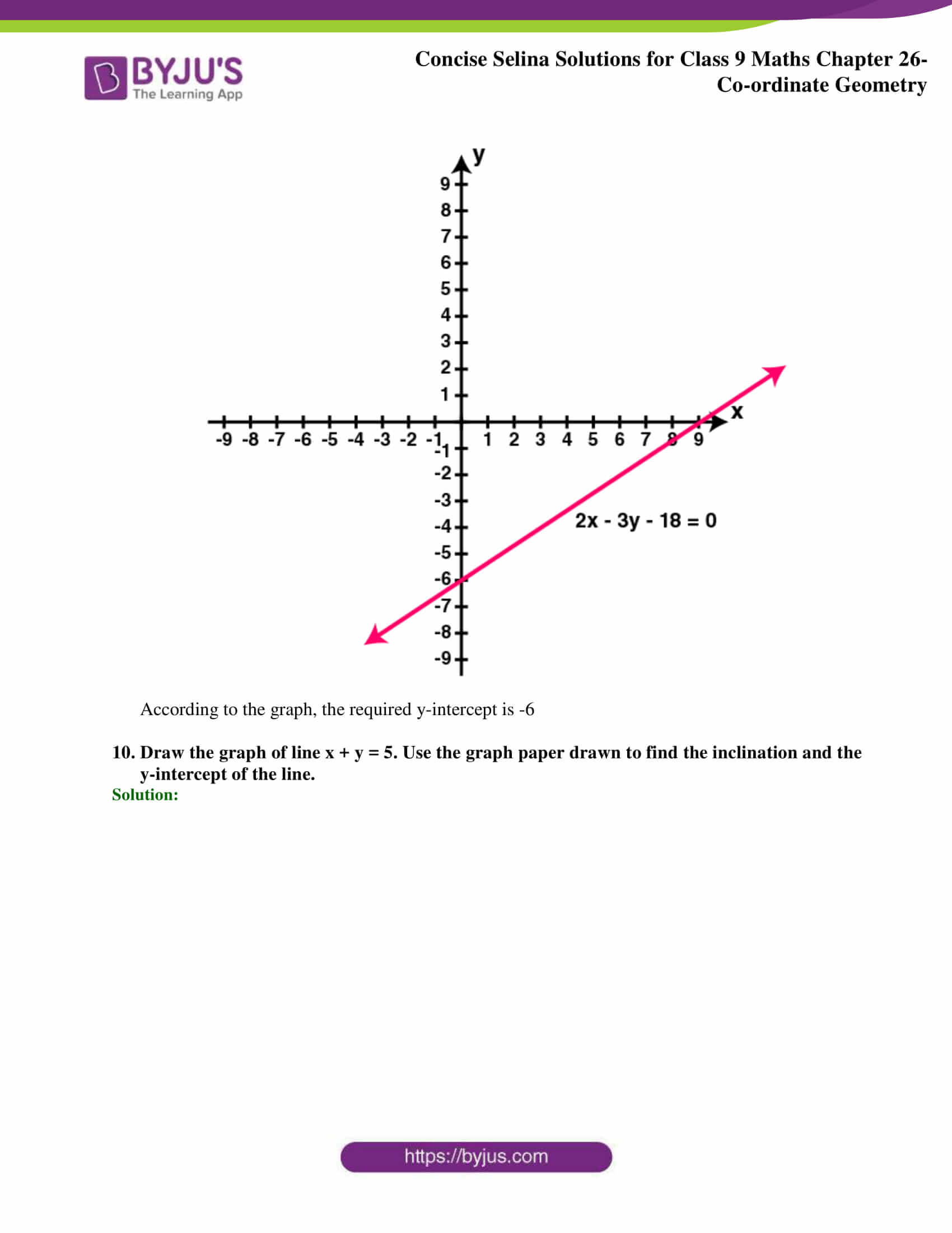 Selina Solutions for Class 9 Maths Chapter 26 part 52