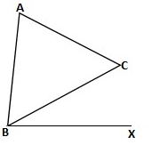 CBSE Board Class 10 Maths Chapter 11 Construction Objective Question 7 Image
