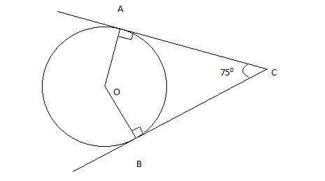 CBSE Class 10 Maths Chapter 10 Circle Objective Question 15 Image