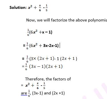CBSE Class 10 Maths Chapter 2 Question 12 Solution