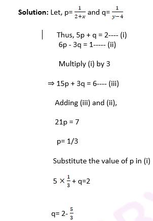 cbse class 10 maths chapter 3 question 19 solution