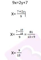 CBSE Class 10 Maths Chapter 3 Question 3 Solution