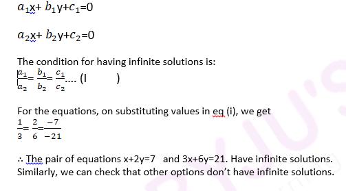 cbse class 10 maths chapter 3 question 8 solution Alternate method