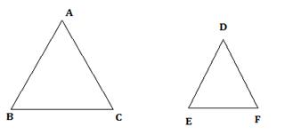 cbse class 10 maths chapter 6 question 20 solution