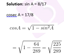 cbse class 10 maths chapter 8 question 7 solution