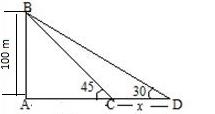 CBSE Class 10 Maths Chapter 9 Question 20 Solution Image 1
