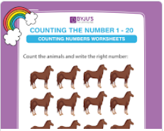 count and circle the correct number worksheet (numbers upto 20)-2