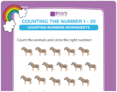 count and circle the correct number worksheet (numbers upto 20)-5