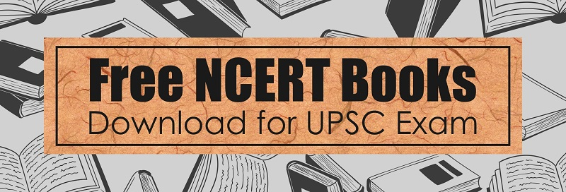 Free NCERT Books PDF Download UPSC Exam