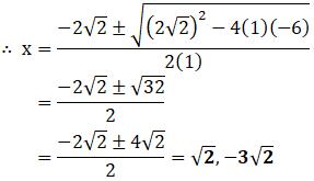 NCERT Exemplar For Class 10 Maths Chapter 2 Ex. 4.3 Question 1-v