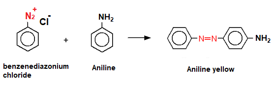 Preparation of Aniline Yellow