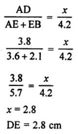 rs aggarwal class 10 maths exercise 7b question 8