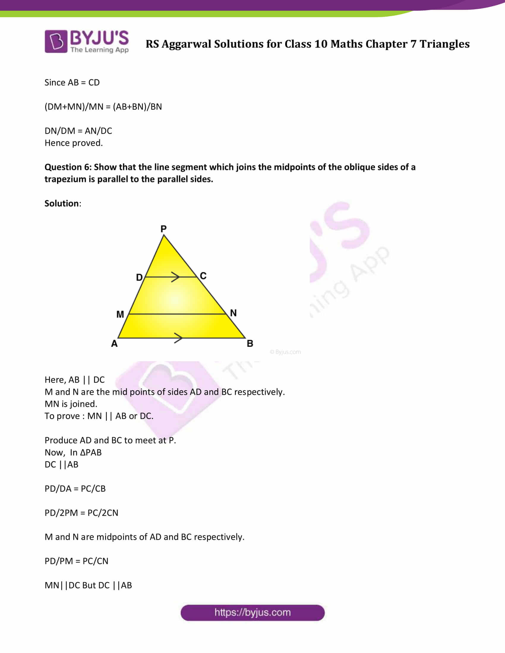 RS Aggarwal Solutions Class 10 Maths Chapter 7 Ex 7a 09
