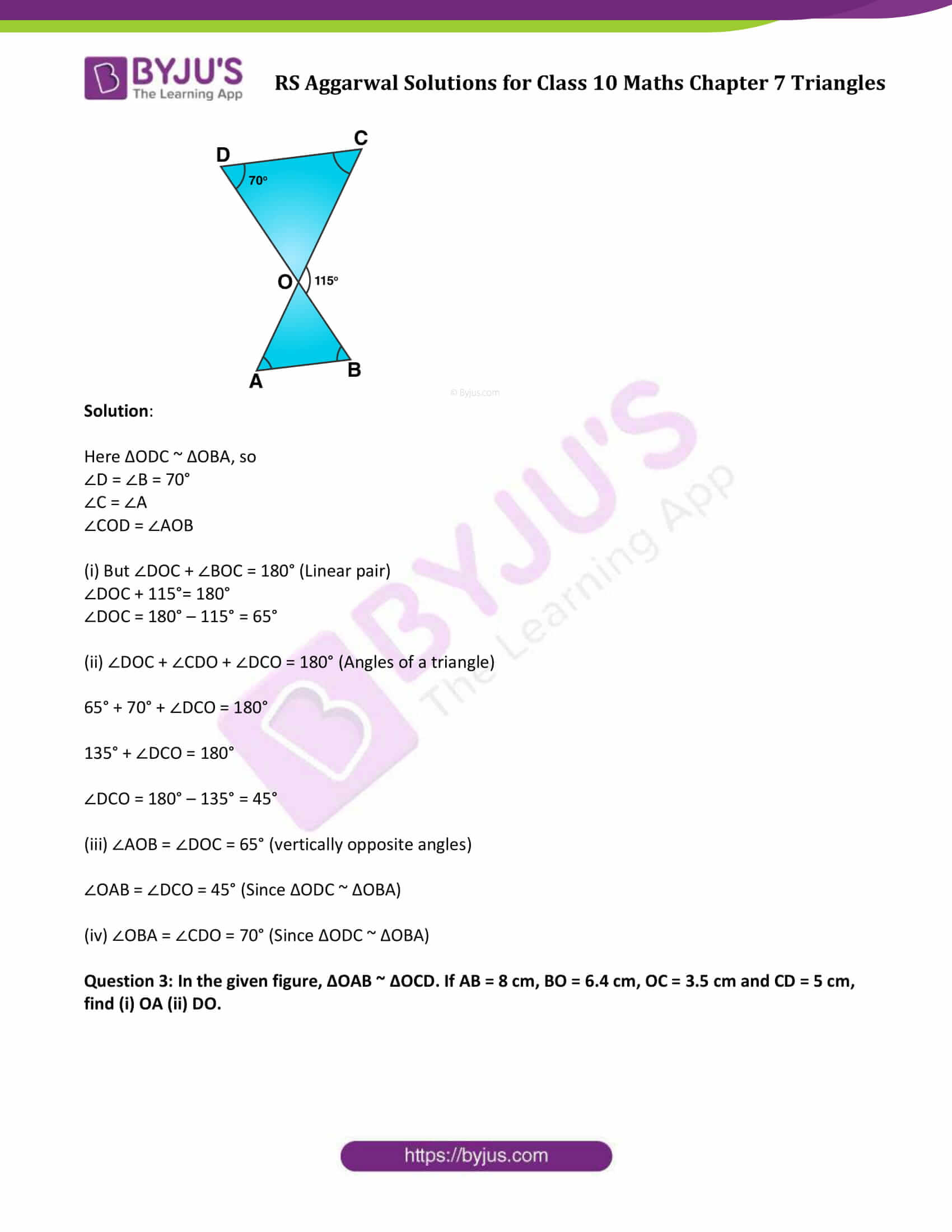 RS Aggarwal Solutions Class 10 Maths Chapter 7 Ex 7b 4