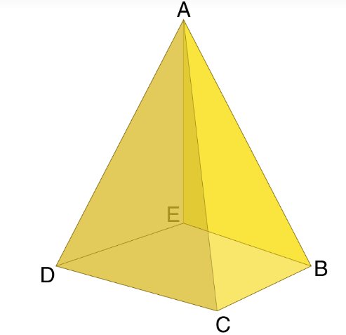 RS Aggarwal Solutions for class 8 chapter 19 Three-Dimensional Figures image 4