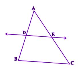 Basic Proportionality Theorem Examples