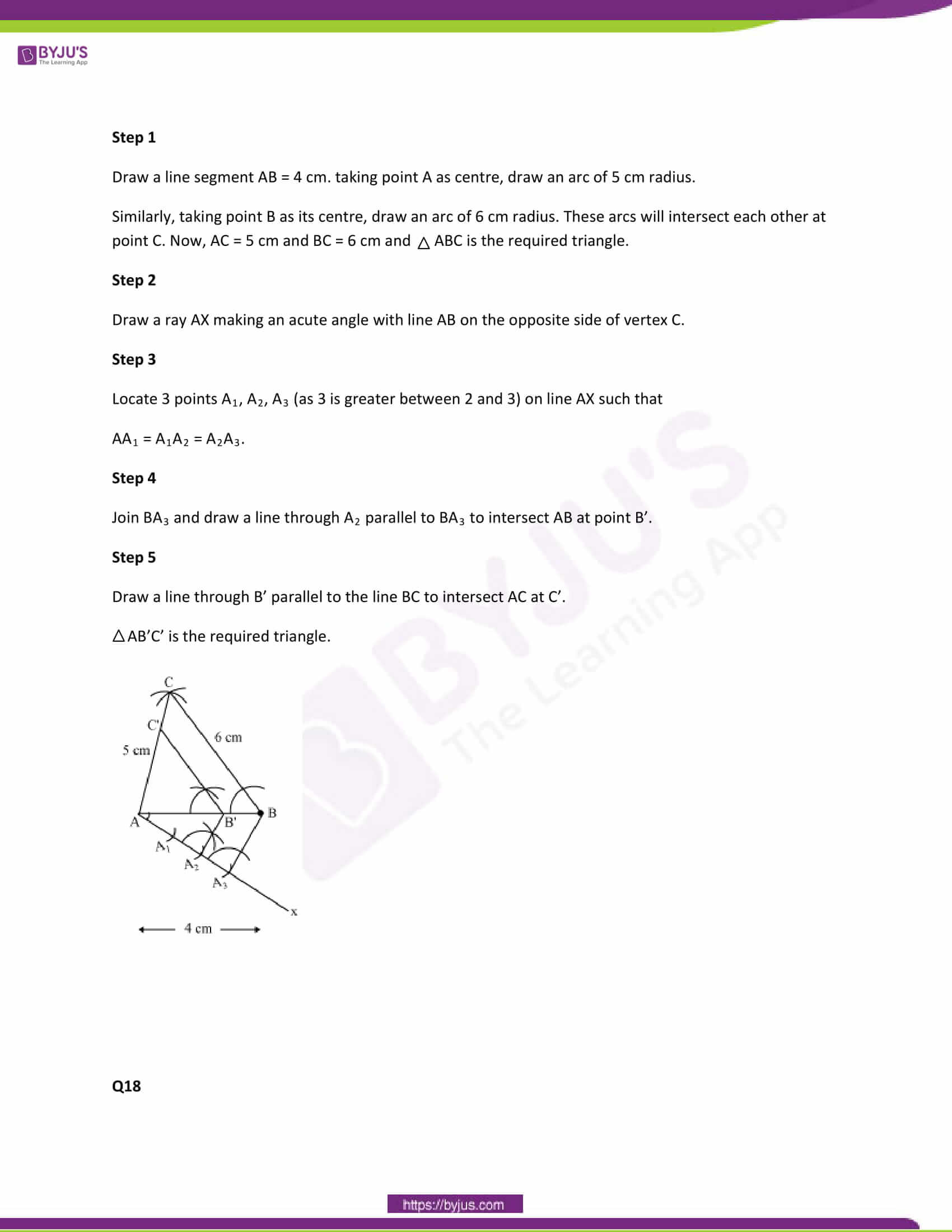 CBSE Class 10 Maths Papers Solution 2013 09
