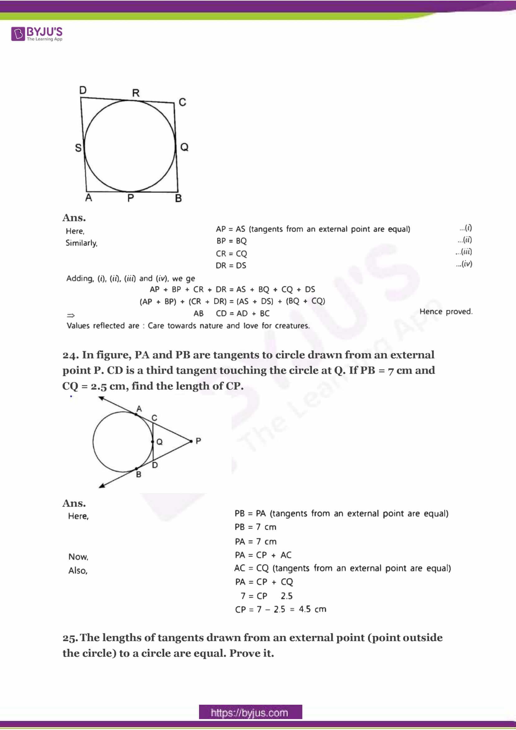 CBSE Class 10 Maths Sample Paper Solution Set 3-11