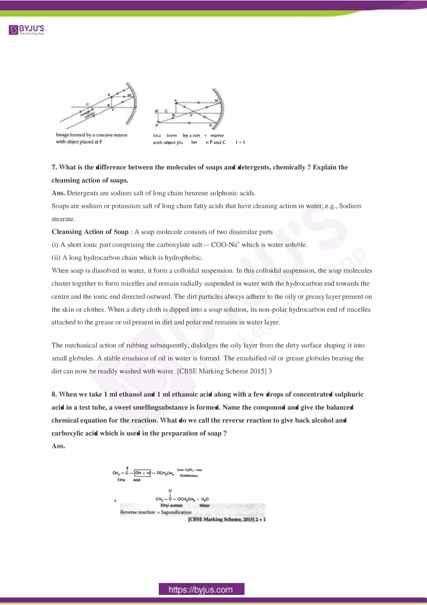 CBSE Class 10 Science Sample Paper Solution Set 2-02