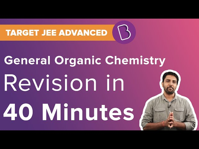 General Organic Chemistry Solved Questions