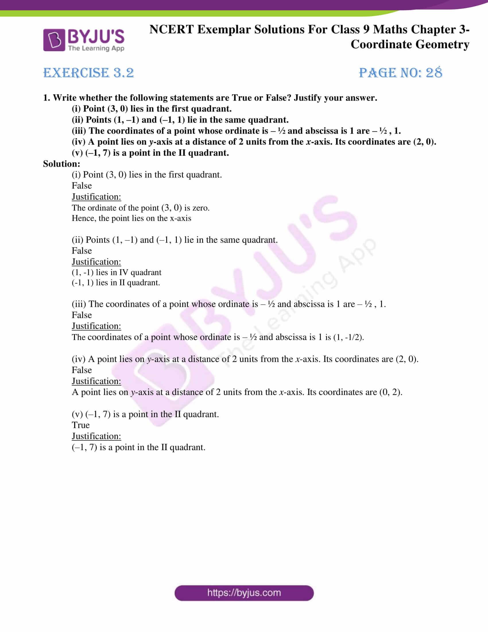 NCERT Exemplar Solutions for Class 9 Maths Chapter 3 05