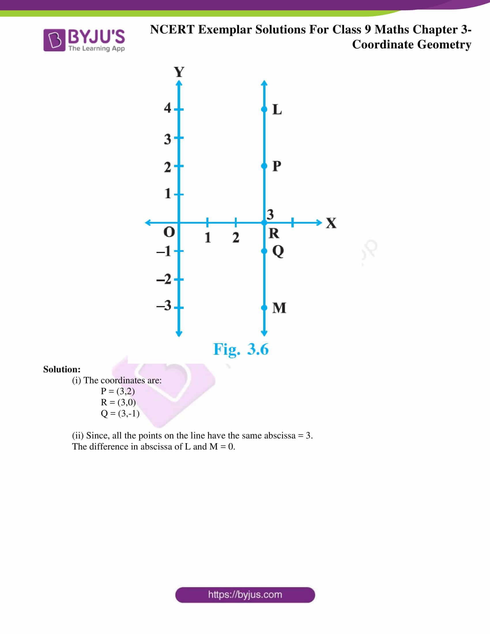 NCERT Exemplar Solutions for Class 9 Maths Chapter 3 10