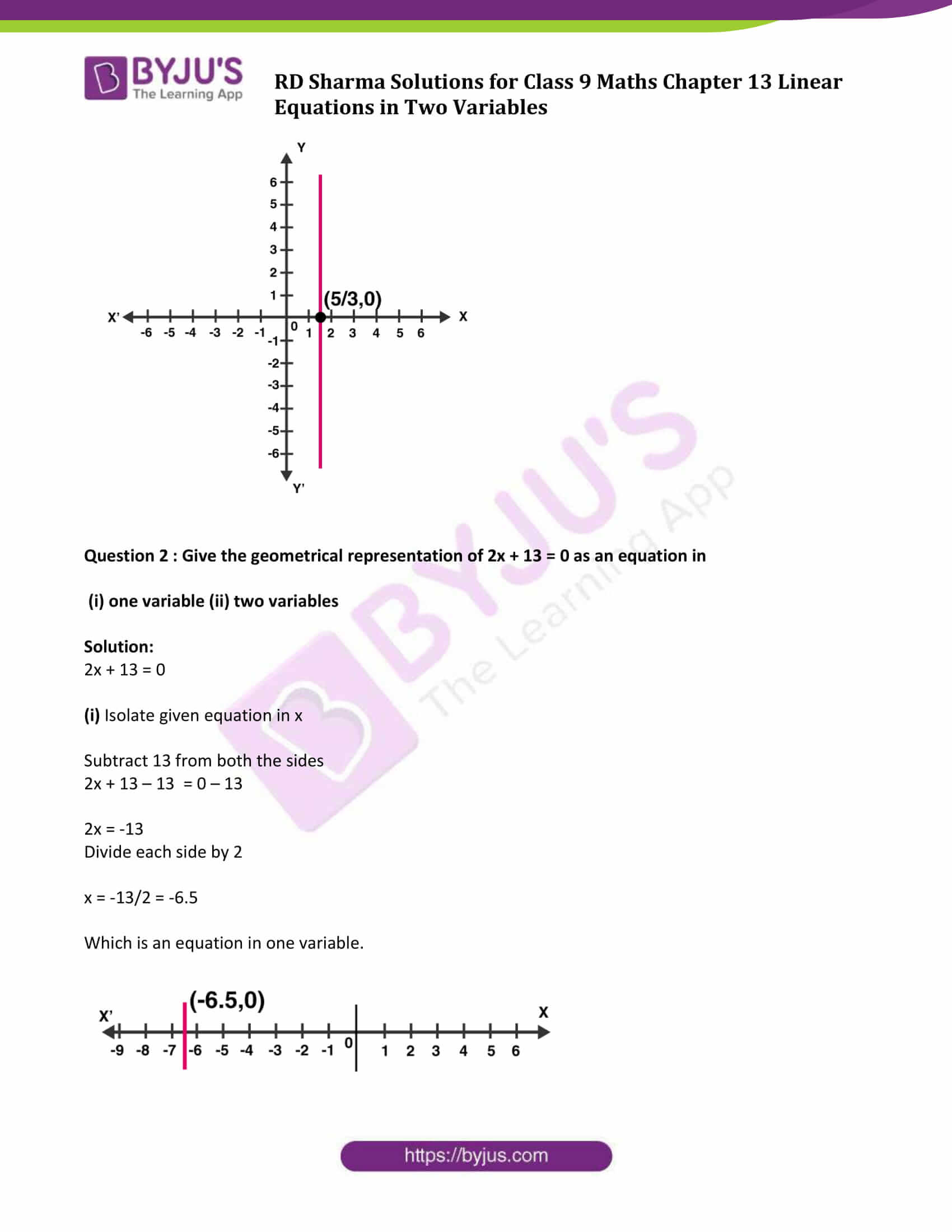 rd sharma class 9 maths chapter 13D