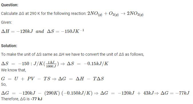 Solved Problem on Thermodynamics