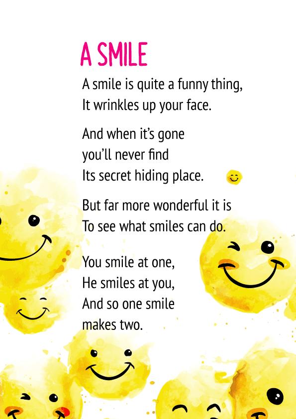 A Smile Poem