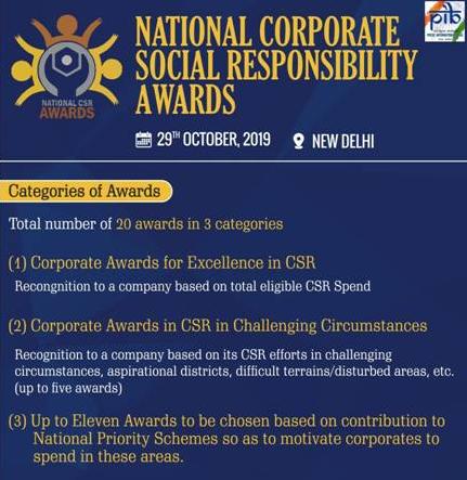 National CSR Awards