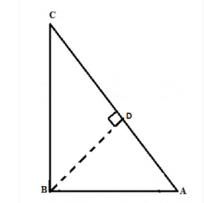 Hypotenuse theorem proof