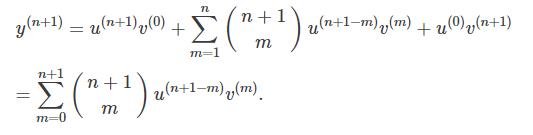 Leibnitz Formula