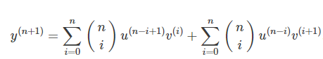 Leibnitz theorem proof
